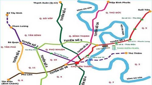 Ho Chi Minh City Metro wins investment