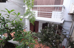 Cozy and well furnished house in Hoang Hoa Tham street