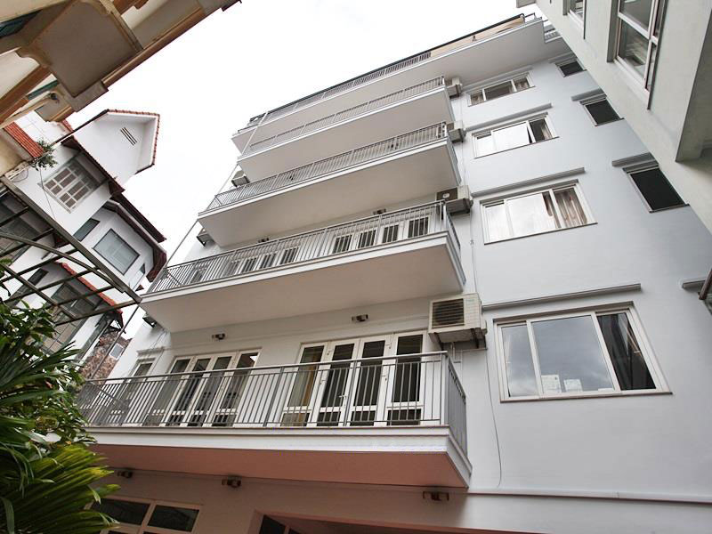 Huge house for rent with 6 floors, 7 bedrooms in To Ngoc Van, car parking