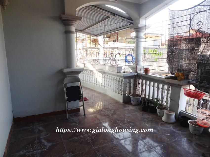 Fully furnished house in Thuy Khue, Ba Dinh for rent 8