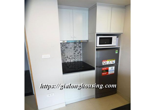 Studio brand new apartment in Ba Mau lake 7