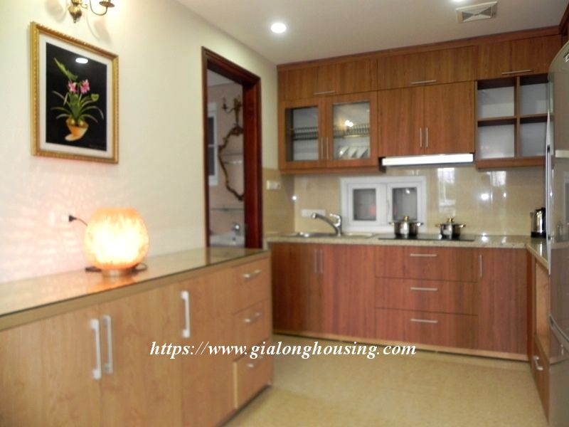 2 bedroom apartment in Giang Vo for rent 3