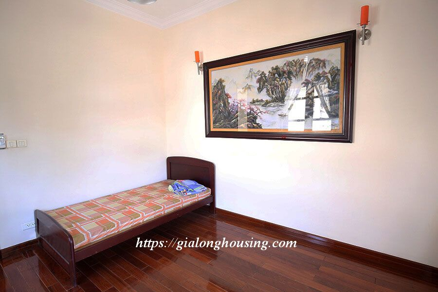 Villa in block C, Ciputra urban area for rent 8