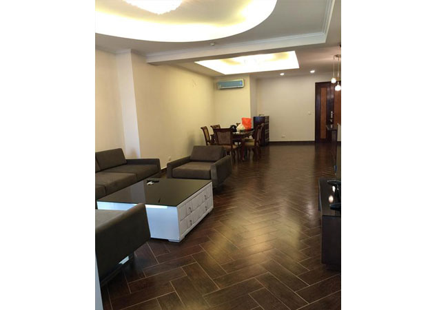 Brilliant apartment for rent in E building, Ciputra