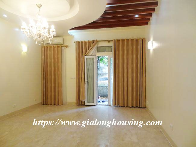 Unfurnished villa in T block of Ciputra urban area for rent 8
