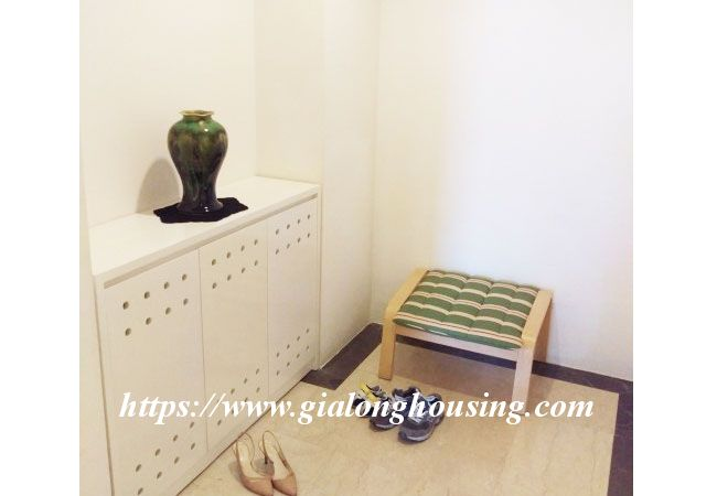 Quiet and cozy apartment for rent in P2 building, Ciputra 2