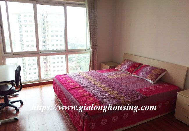 Quiet and cozy apartment for rent in P2 building, Ciputra 4