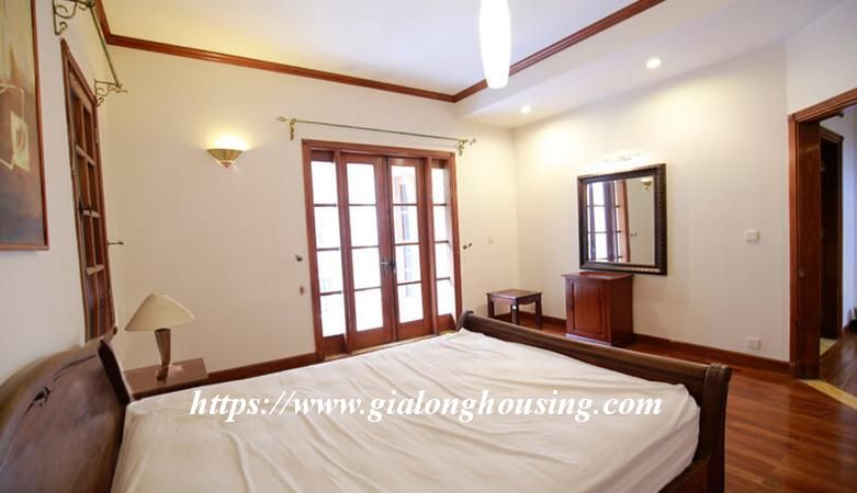 Gorgeous villa in Ton Duc Thang, Ba Dinh for rent 10