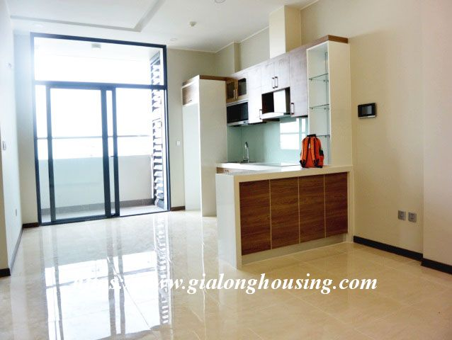 Apartment for rent in Trang An Complex, unfurnished 3