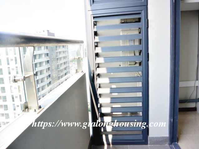 Apartment for rent in Trang An Complex, unfurnished 7