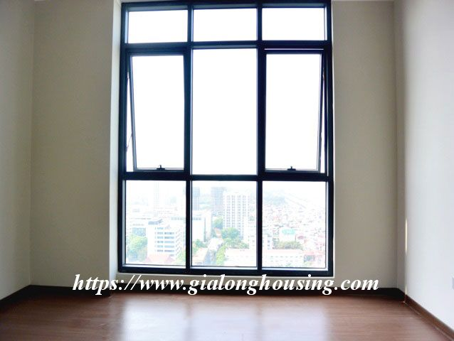 Apartment for rent in Trang An Complex, unfurnished 9