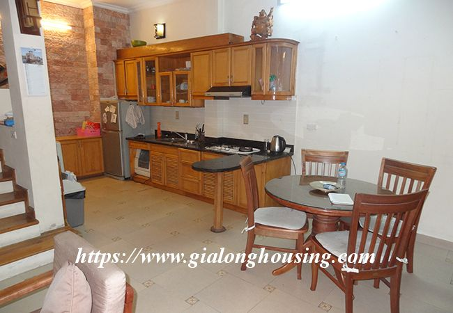 Garden house in To Duc Thang for rent with 4 bedrooms 3