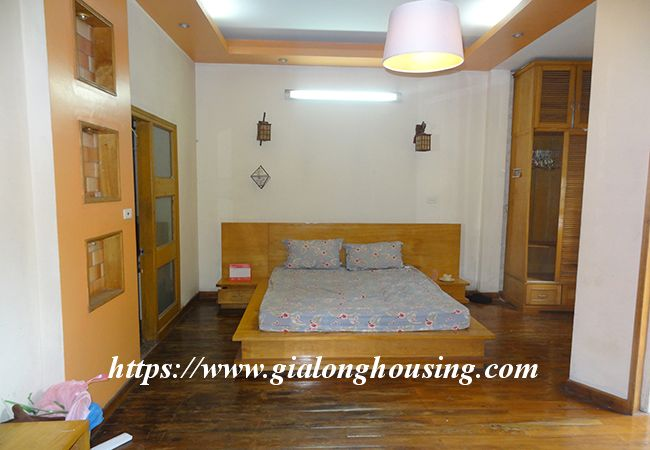 Garden house in To Duc Thang for rent with 4 bedrooms 2