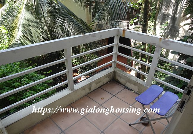 Garden house in To Duc Thang for rent with 4 bedrooms 6