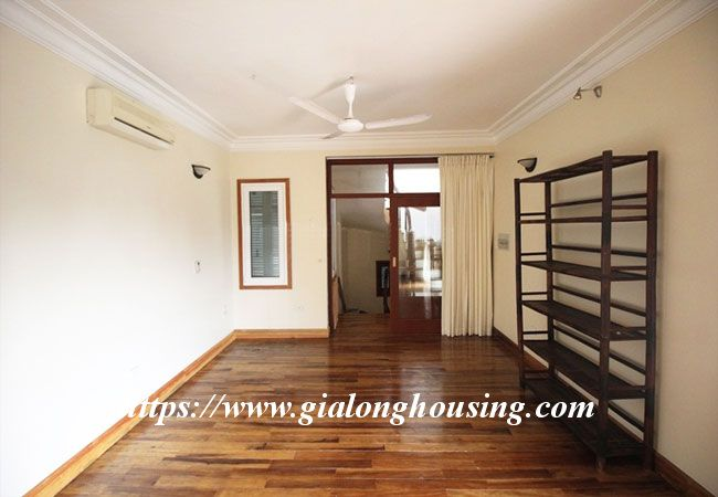 Fully furnished house in To Ngoc Van for rent, 5 bedrooms 10