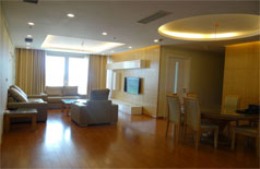 3 bedroom apartment in Mandarin Garden, Cau Giay district