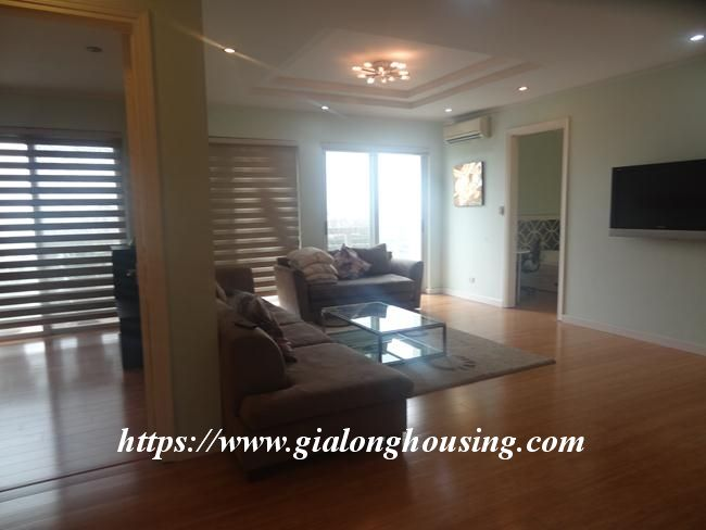 Four bedroom apartment in E building, Ciputra 4