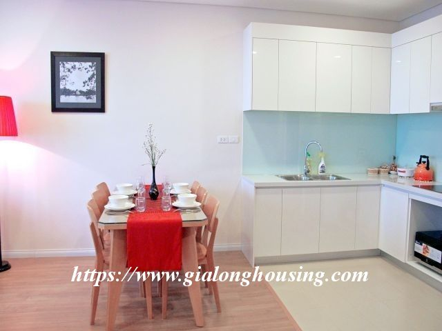 Brand new apartment in MIPEC Riveside Long Bien for rent 6