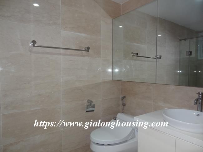 Apartment in L building, Ciputra for rent 1