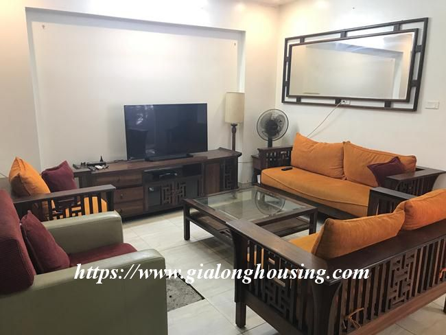 Fully furnished house in Thuy Khue for rent 5