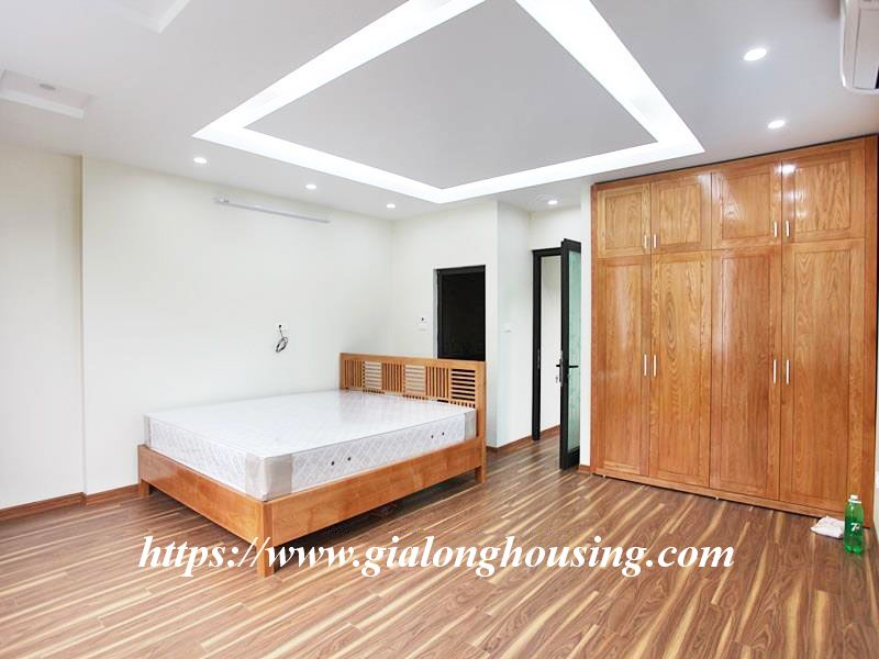 Bright house facing to West lake for rent, To Ngoc Van street 4