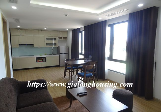 Brand new apartment with lake view in Ba Mau lake 3