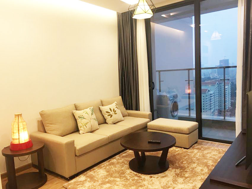 Vinhomes Metropolis brand new one bedroom apartment for rent