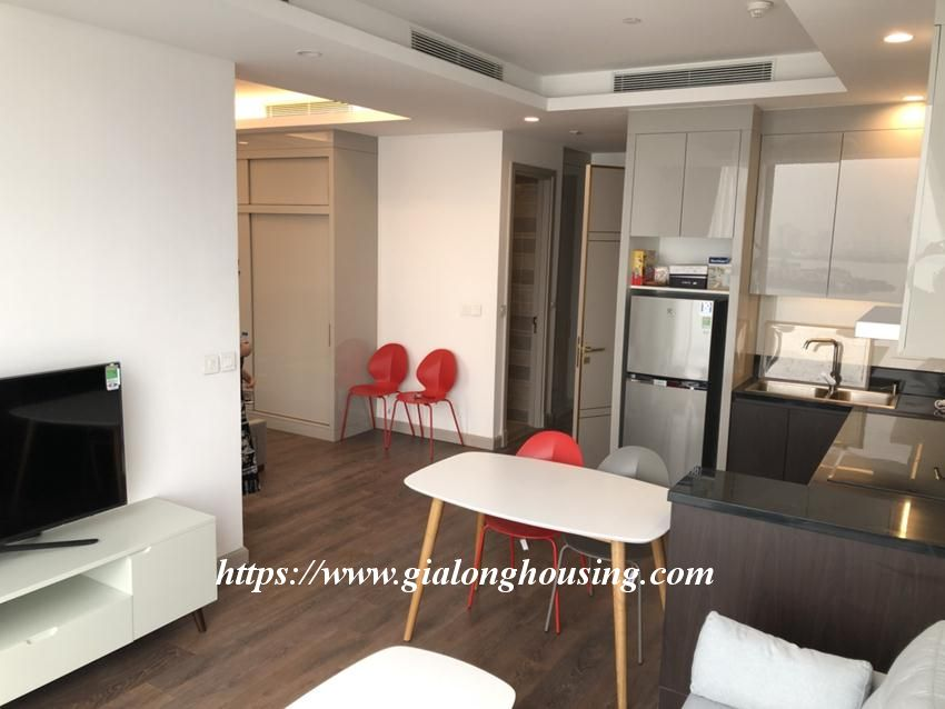 Sun Grand City: one bedroom apartment for rent in high floor 4