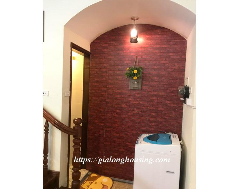 Cozy 2 bedroom house in lane 12 Dao Tan for rent 4