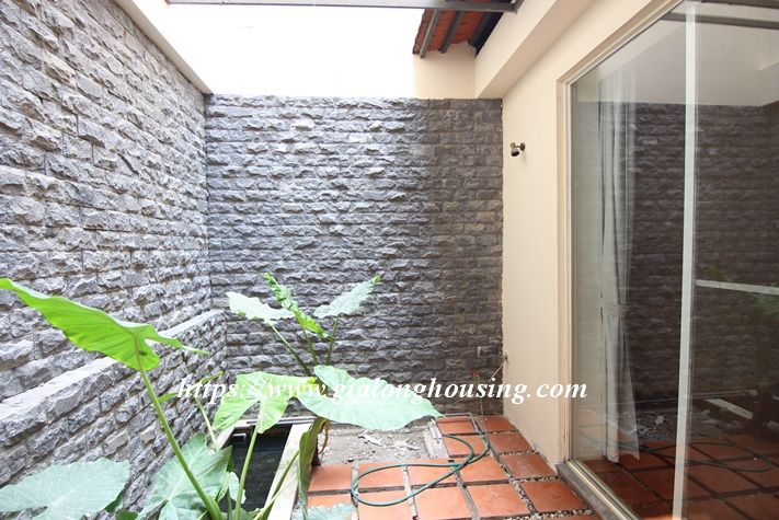 Basic furnished pool house for rent in To Ngoc Van 4