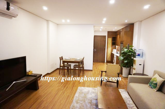 Brand new serviced apartment in Truong Han Sieu for rent 7