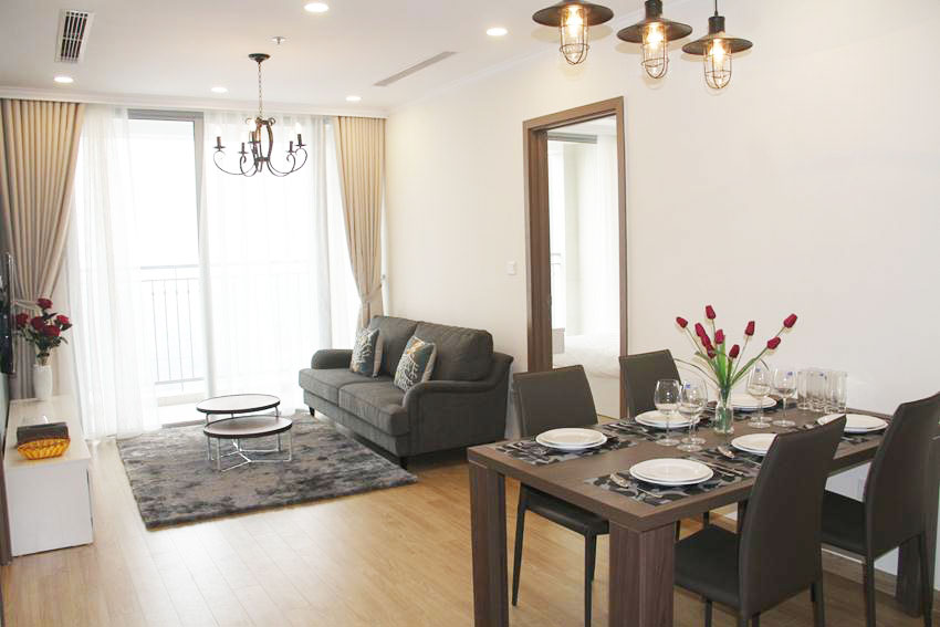 2 bedroom fully furnished apartment in Gardenia for rent today