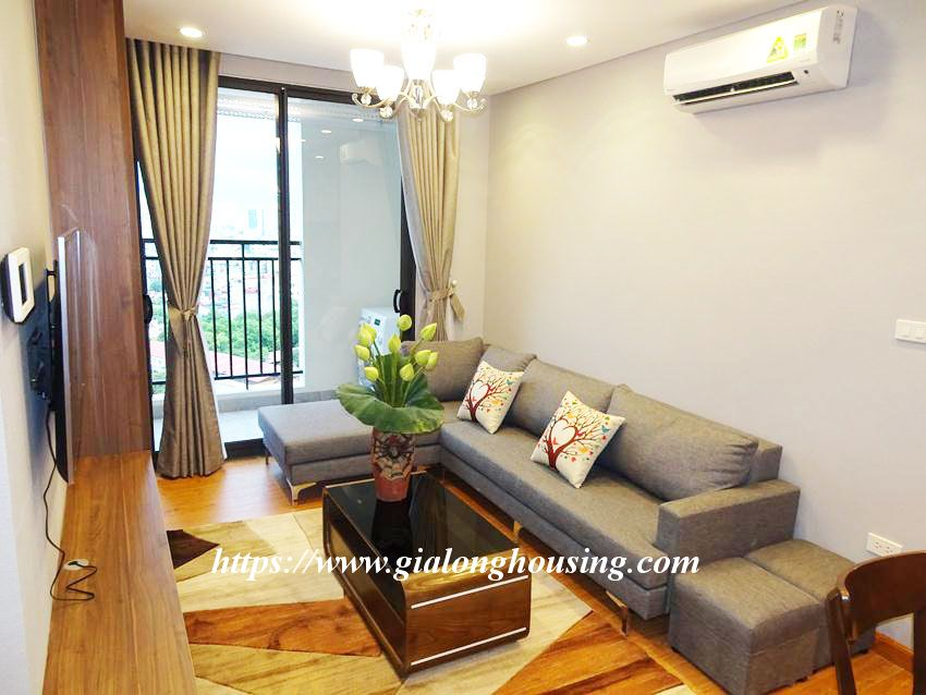 Brand new one bedroom flat in HongKong Tower 2