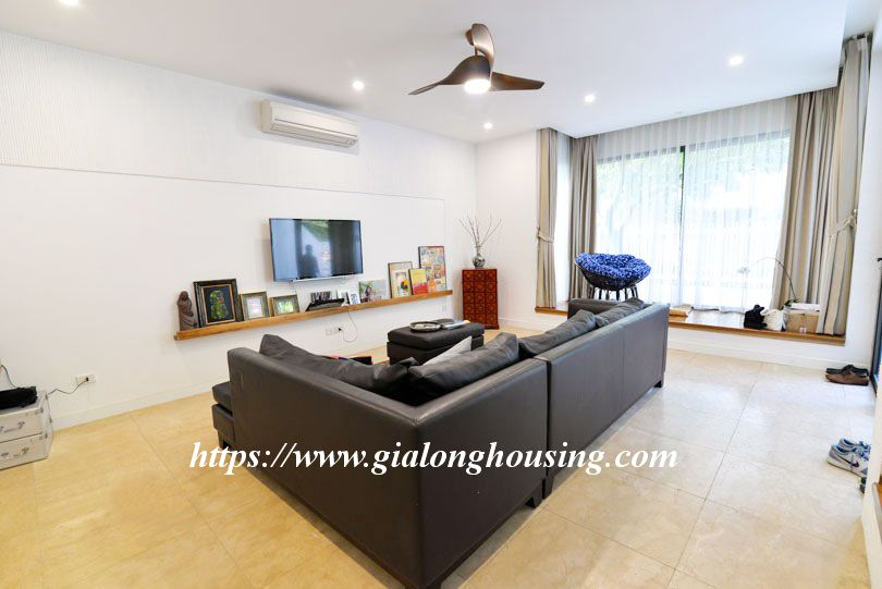 Villa in T block with modern furniture for rent - Ciputra urban area 5