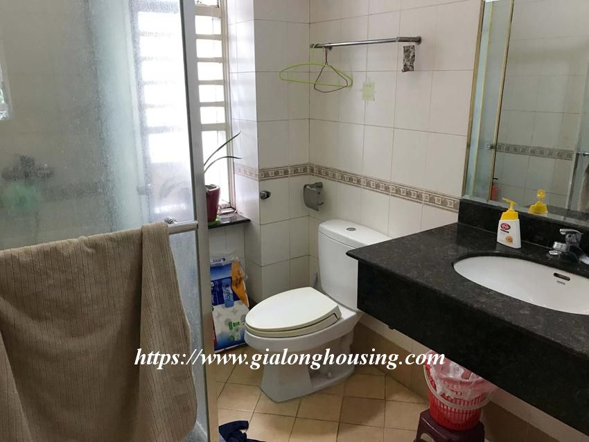 Swimming pool villa for rent in Doi Can, Ba Dinh district 10