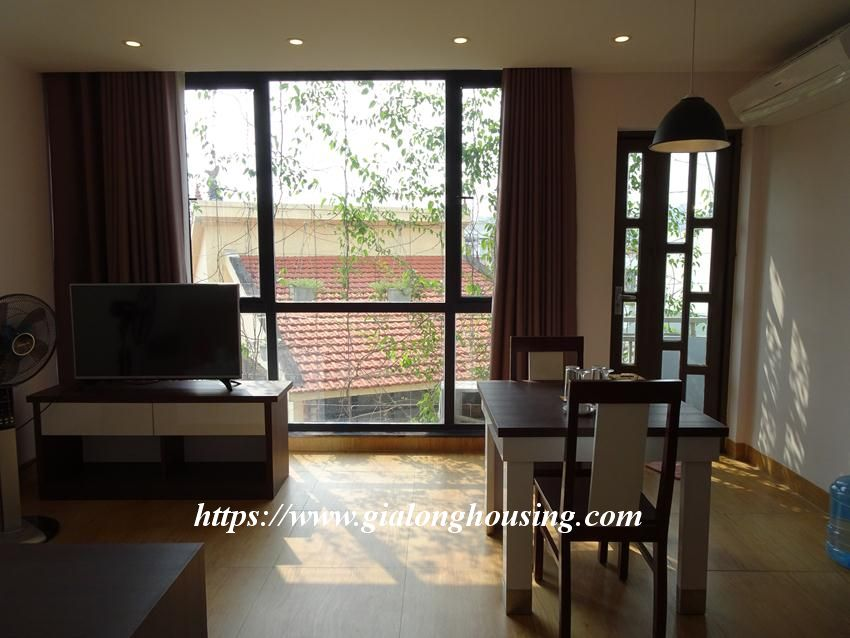 Cozy apartment in Dao Tan for rent 10