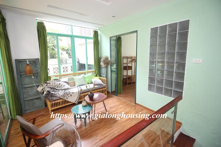 Lovely house in Dien Bien Phu, nice decoration 9