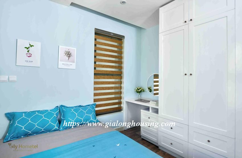 New and bright 2 bedroom apartment in Imperia Nguyen Huy Tuong 5