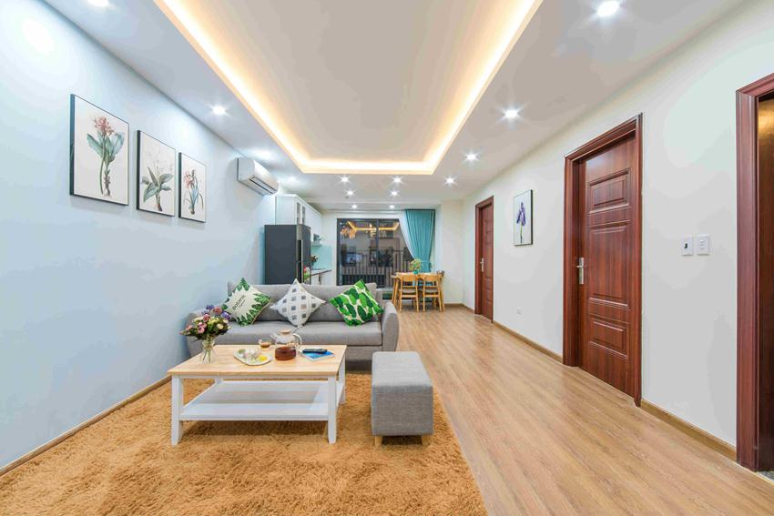 2 bedroom brand new apartment in Central Field for rent