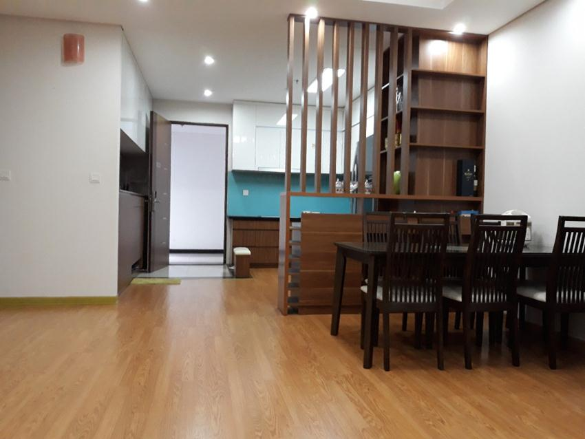Big apartment in Ha Do park view for rent