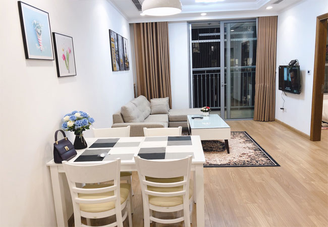 Pretty 02 bedroom apartment for rent in Park Hill - Times City