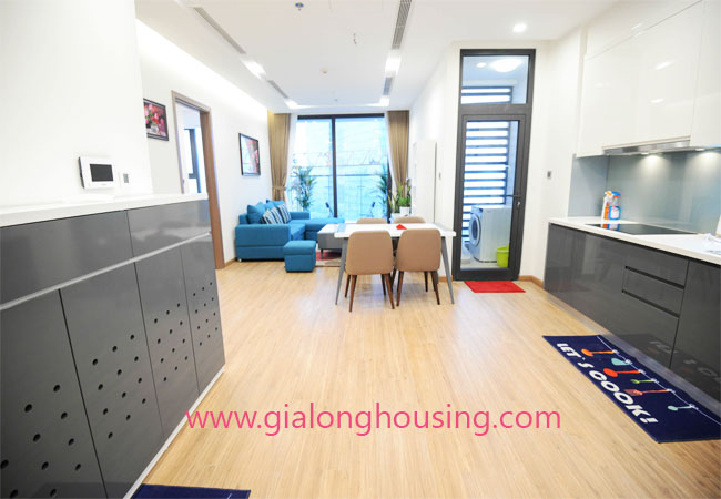 Apartment for rent in Vinhomes metropolis building, 2 bedroom 1