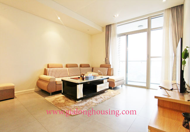 Apartment for rent in Tay Ho district, Watermark building 2