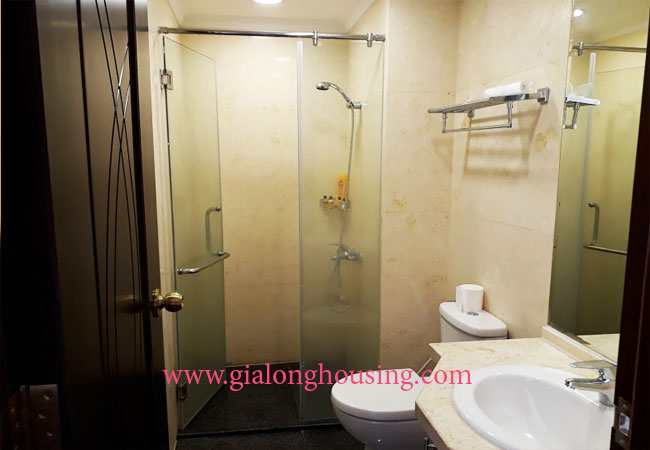 02 bedroom apartment for rent in Royal City Hanoi, R2 building 1