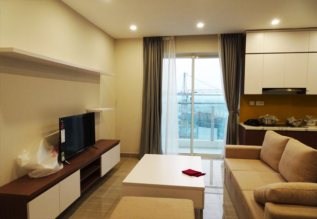 Modern, New Cozy 02 bedroom apartment rental at L3 Ciputra
