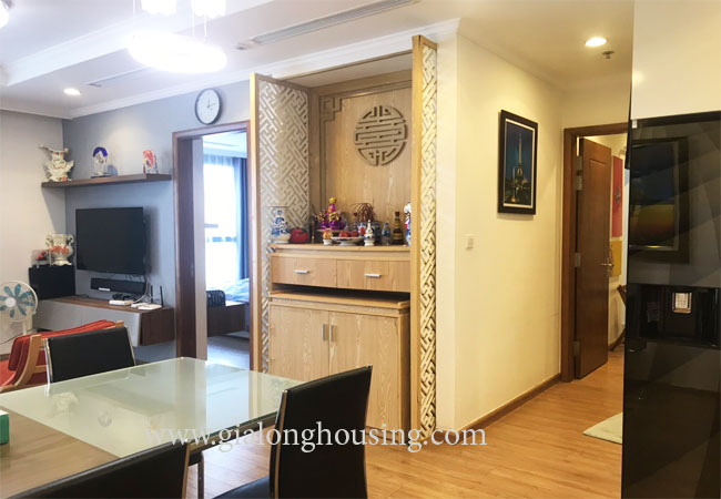 Nice furnished 02 bedroom apartment to rent in Park Hill 1
