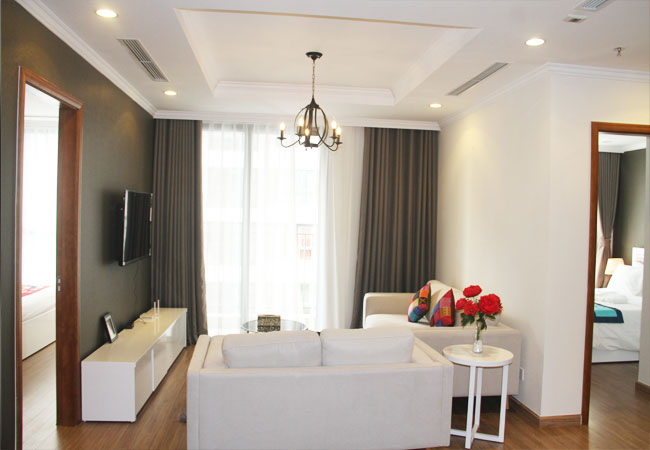 Nice furnished 03 bedroom apartment for rent in Park Hill