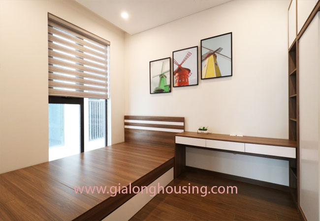 Awesome 02 bedroom apartment in Sun Grand Ancora, Luong Yen for rent 7