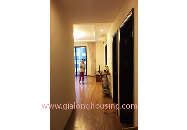 02 bedroom apartment for rent in T3 building, Times City 5