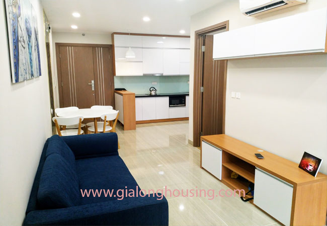 Brand new 02 bedroom apartment for rent in L4 building, Ciputra 3